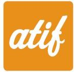 ATIF has a new logo: See below