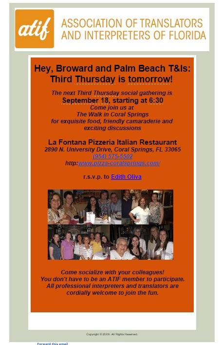 Click here to visit La Fontana